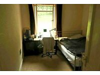 Double room in friendly Shawlands flat