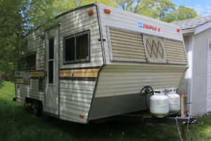 Wanted: Old Camper Trailers, RV's, and Motorhomes Will Pick Up