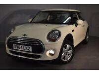 2014 MINI HATCH ONE HATCHBACK PETROL