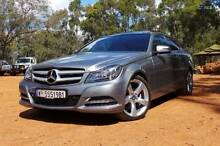 2012 Mercedes-Benz C250 Coupe South Guildford Swan Area Preview