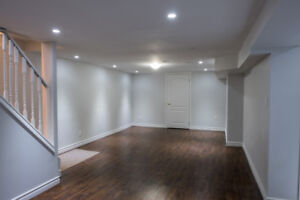 Legal Basement apartment for rent in Oshawa