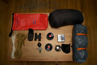 Assorted Camping Gear -- $245