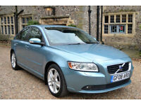 Volvo S40 2.4i Geartronic 2008 SE, FULL S/HISTORY, NEW CAMBELT DONE,