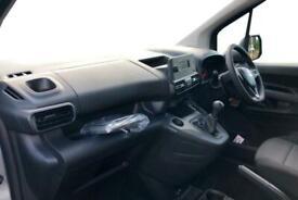 2021 Vauxhall COMBO CARGO Combo 2300 1.5d 100 L2 H1 Dynamic Van Van Diesel Manua