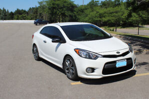 2015 Kia Forte SX Coupe - GREAT CONDITION - ACCIEDENT FREE