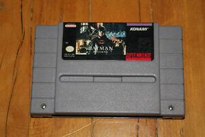 Batman Returns - Super Nintendo