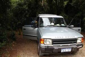 Land Rover Discovery 1999 V8 4WD Darwin CBD Darwin City Preview