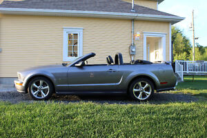 2006 Ford Mustang GT Cabriolet
