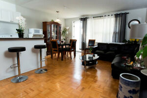 BEAUTIFUL ONE BEDROOM SUITE AVAILABLE !