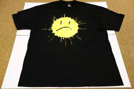 4856c17c2 XXL Rogue Status Mens Short Sleeve T Shirt Cotton 2XL