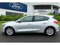 2019 Ford Focus 1.5 EcoBoost 150 Titanium 5dr Hatchback Petrol Manual