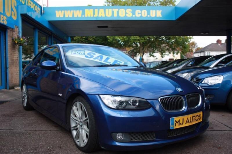 2007 03 BMW 3 SERIES 3.0 335D SE 2DR AUTO 282 BHP DIESEL