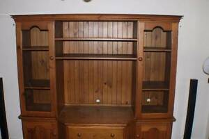 Free Solid Timber Hutch Unit As New ; Bracken Ridge Brisbane North East Preview