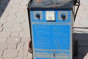 Marquette battery charger and booster
