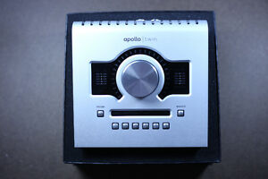 UAD Apollo Twin Duo WITH PLUGINS