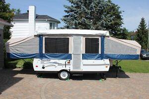 Tente roulotte Flagstaff Mac  227