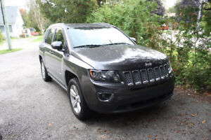 2016 Jeep Compass High Altitude SUV, Crossover, Heated Leather
