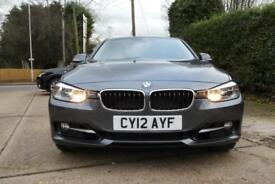 2012 BMW 3 SERIES 320I SPORT AUTO SALOON PETROL