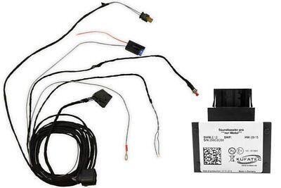 Original Kufatec Sound Booster PRO Active Sound Modul CANBUS für viele Fahrzeuge Motor-adapter Für Jeep