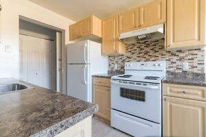 Newly renovated 2 bedroom units available!
