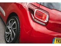 2018 DS DS 3 1.2 PureTech 130 Prestige Hatchback Petrol Manual