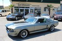 Ford Mustang Fastback Shelby GT 500 Eleanor, top