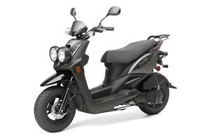Yamaha BWS50!!