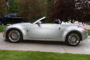 2005 Nissan 350Z Grand Touring Convertible
