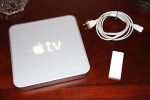 160 GB First generation Apple TV