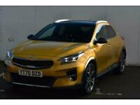 2020 Kia Xceed 1.4T GDi ISG First Edition 5dr DCT Hatchback Auto Hatchback Petro