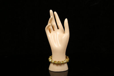New 1 Pc Female Mannequin Hand Arm Women Display Base Gloves Jewelry Model Skin