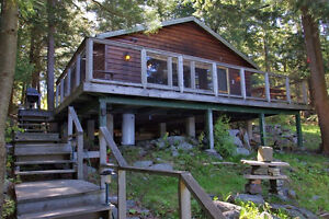 Beautiful Parry Sound Water-Access-Only Cottage!