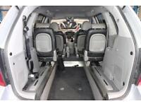 Kia Sedona wheelchair accessible vehicle mobility car 4 seats disabled wav