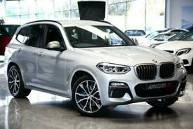 image for 2019 BMW X3 3.0 M40i GPF Auto xDrive (s/s) 5dr Estate Petrol Automatic