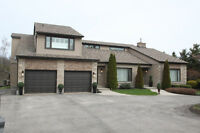 Large family home in the beautiful village of Elora.