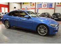 2013 13 BMW 3 SERIES 2.0 320D M SPORT 4D 181 BHP DIESEL