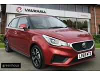 2020 MG MG3 MG3 1.5 VTi-TECH Excite 5dr Hatchback Petrol Manual