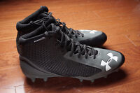 Underarmour ClutchFit Football Cleats Mid Size 9