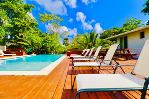 Canadian owned and operated Vacation Rentals Roatan, HN.