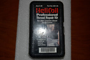 Helicoil 5401-05 Thread Repair Kit Size 5-40