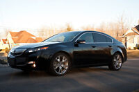 2012 Acura TL SH-AWD Elite - Mint - Luxury sports sedan