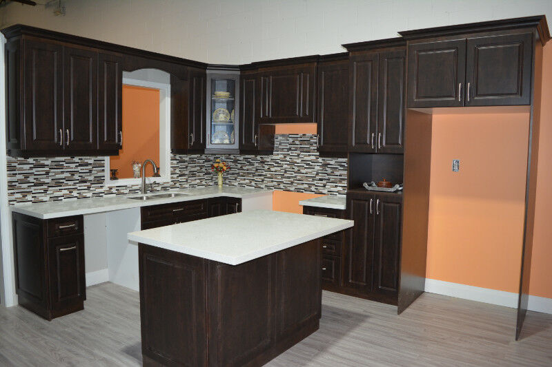 Pre-Assembled Kitchen Cabinets (LOWEST PRICE)   Cabinets ...