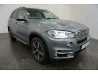 2016 GREY BMW X5 3.0 XDRIVE40D SE DIESEL AUTO 4X4 CAR FINANCE FR £434 PCM