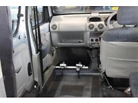Kangoo Petrol Automatic Wheelchair Passenger UPFRONT Next to driver Car Auto