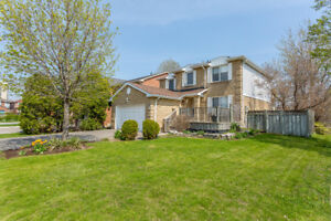 Large Brampton Home For Sale!