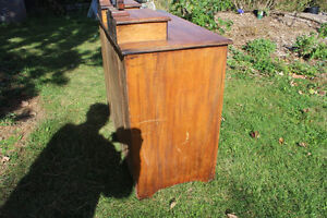 Old 3 Drawer Dresser with Mirror London Ontario image 6