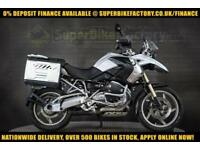 2012 62 BMW R1200GS 1200CC 0% DEPOSIT FINANCE AVAILABLE