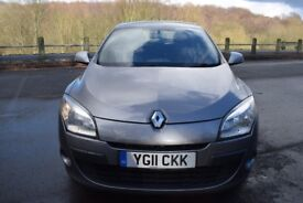 Renault Megane I-Music dCi 110 eco2 (grey) 2011
