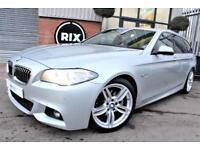 2014 64 BMW 5 SERIES 2.0 520D M SPORT TOURING 5D AUTO 181 BHP-19