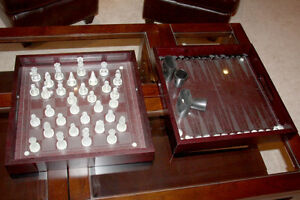 Chess & Backgammon set Kitchener / Waterloo Kitchener Area image 1